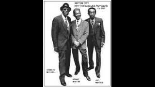 Joe Weaver & the Blue Notes - I Got The Blues For My Baby