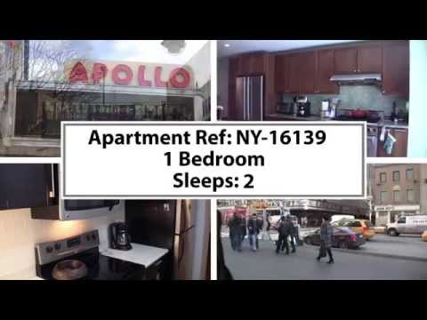 Video Tour of a 1-Bedroom Furnished Apartment in Queens, New York