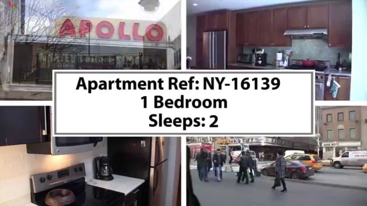 Video Tour of a 1 Bedroom Furnished Apartment in Queens New York