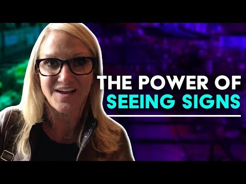 THE SIMPLE POWER OF SEEING SIGNS IN YOUR LIFE | MEL ROBBINS