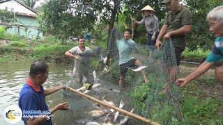 Kéo Cá Tra 10 Năm Nấu Bằng Thau Khủng | Hội Ngộ Miền Tây - Tập 223