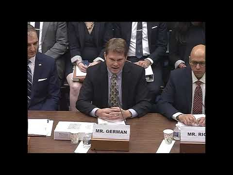 CRCL Subcommittee Hearing . Confronting White Supremacy (Part I): The Consequences of Inaction