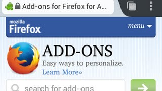 How To Install Add ons On Firefox [Android]