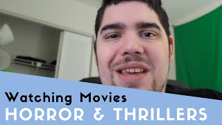 Horror Movies and Thrillers thumbnail picture.