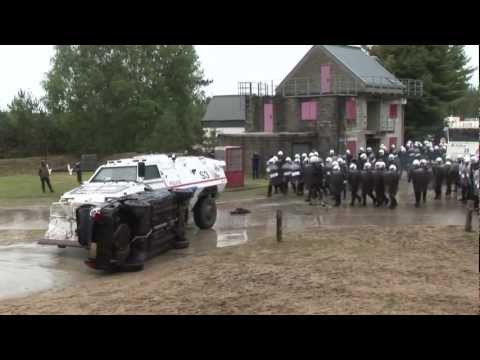 Police Grand-Ducale - Entraînement MO Avec La Police Fédérale