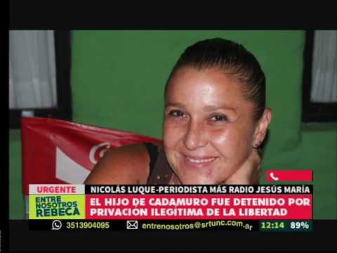Nicolás Luque, periodista de radio 97.5 Jesús María - Caso Cadamuro