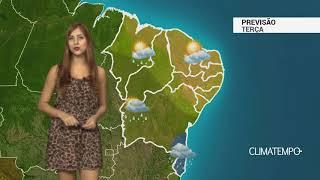Previsão Nordeste - Instabilidade ganha força