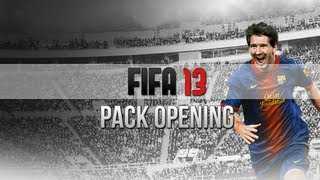FIFA 13: Pack Opening - EP1 LETS DO THIS! Thumbnail