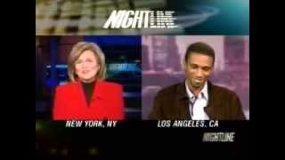 The Boondocks creator Aaron McGruder Nightline Interview