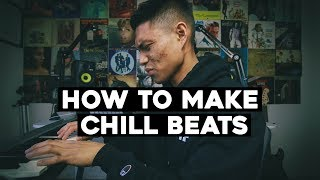 Trying to make chill beats? Watch this.