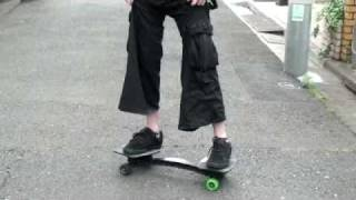 HOW TO RIDE A SNAKEBOARD