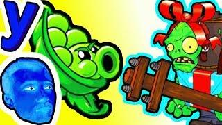 ПРоХоДиМеЦ улучшил ГОРОХОСТРЕЛ и заработал Крокодильчика! #644 Игра для Детей