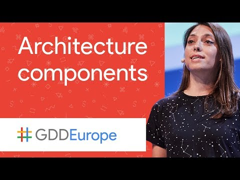 Architecture Components (GDD Europe '17)