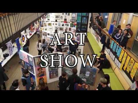The Storm King School's Art Show
