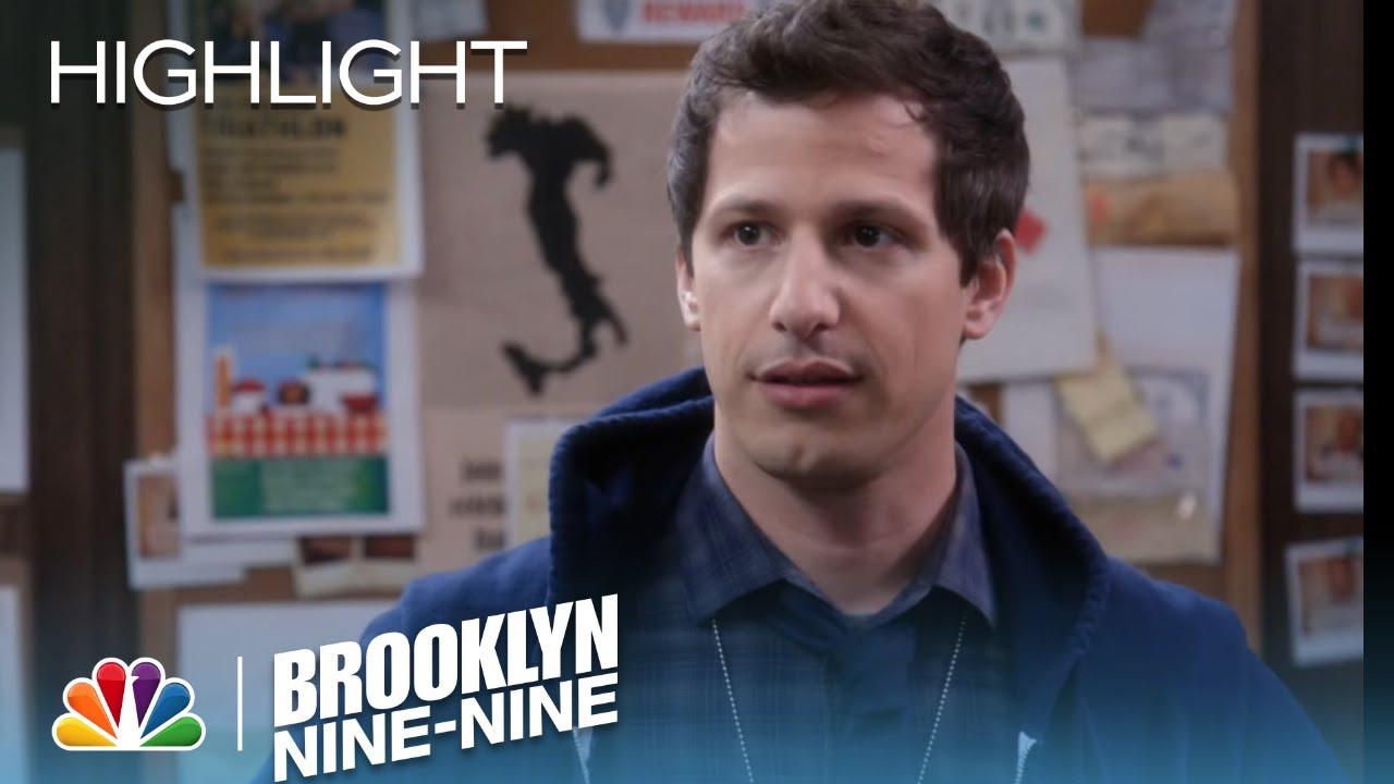 Brooklyn Nine Nine Jake Agrees To One Thousand Push Ups Episode Highlight