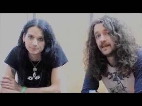 TRIBULATION Discuss HELLFEST, New Album, Songwriting & Upcoming Tours (2015)