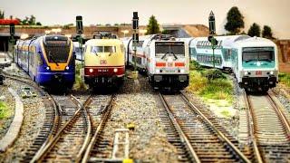 Modelleisenbahn H0 Betrieb: Zwischen 1994 und 2019