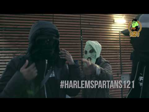 Uncle Rafool's 121 - Harlem Spartans [@UncleRafool @SpartansHarlem]