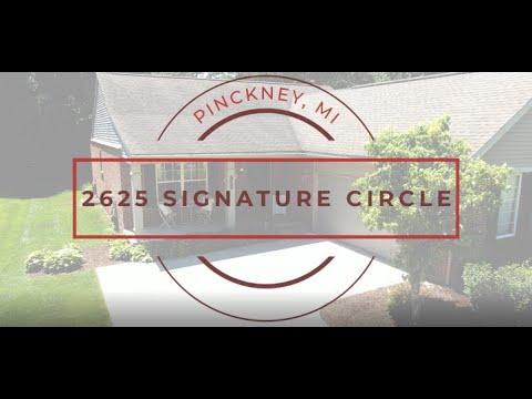 New Listing: 2625 Signature Circle