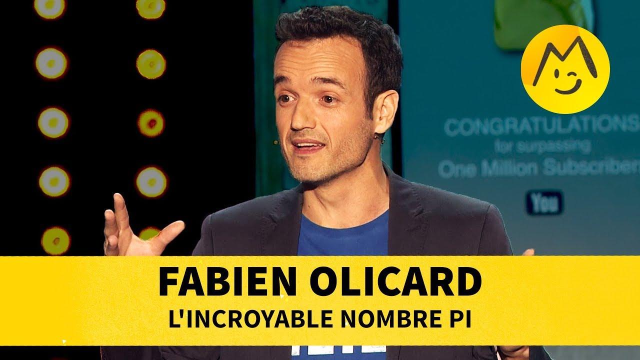 Download Fabien Olicard - L'incroyable nombre Pi
