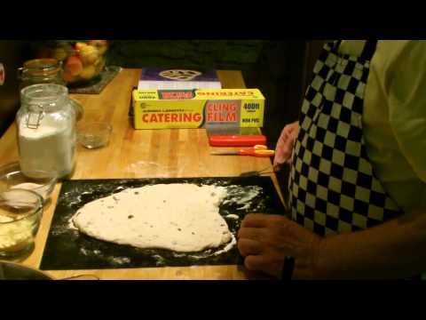 How to Bake Fougasse Bread