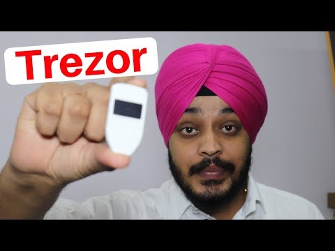 Trezor Hardware Wallet | CryptoCurrency Wallet | Bitcoin Hardware Wallet