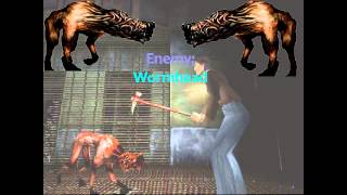 Silent Hill 1 All enemies and bosses