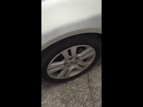 Ford Fusion Front Left wheel Noise