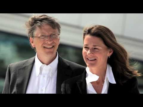 Silver Buffalo Award tribute to Bill Gates (Chief Seattle Council)