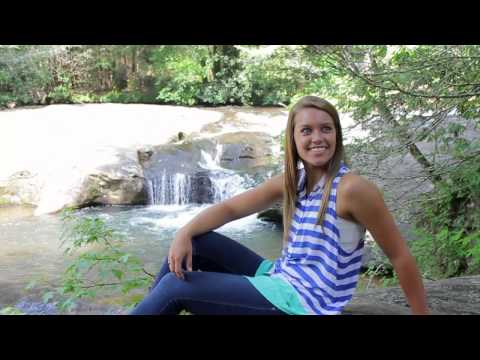 Senior Portrait Photography Shoot - Behind the Scenes