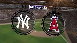 5/5/14: Vintage Weaver pitches Halos past Yankees