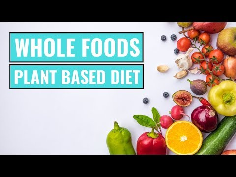 Whole-Foods, Plant-Based Diet Beginner's Guide