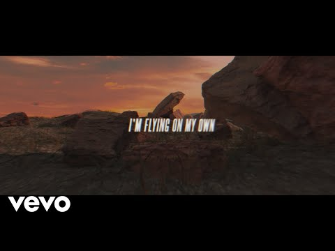 céline-dion---flying-on-my-own-(official-lyric-video)