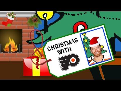 NHL Secret Santa: Philadelphia Flyers edition