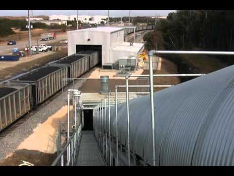 Tampa Electric and project partners celebrate opening of rail coal unloading facility