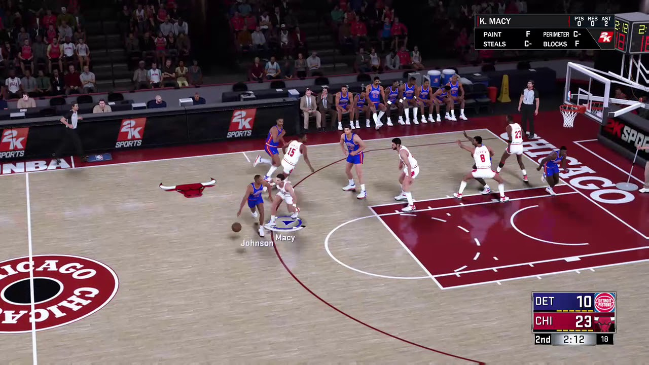 36d90a7132a0 Michael Jordan Free Throw Line Dunk- NBA 2k18 - YouTube