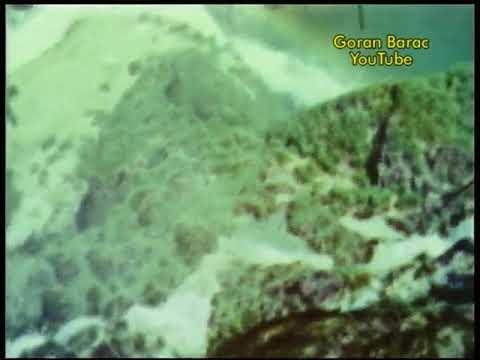 8mm FILM - Plitvička jezera / Plitvice lakes 1961. godine COLOR
