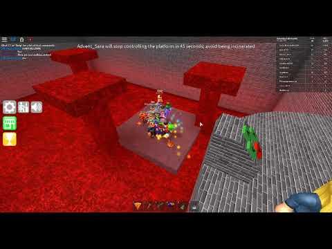 Epic Minigames / Platform Peril (Survivor)