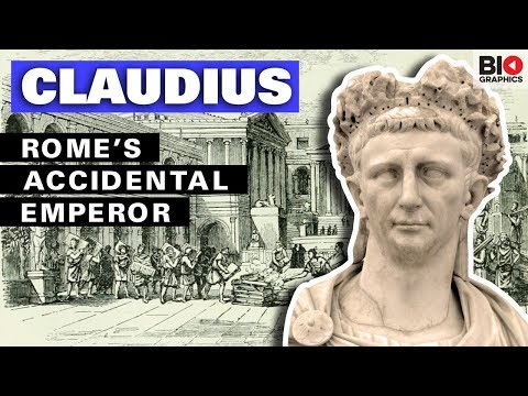 Claudius: Rome's Accidental Emperor