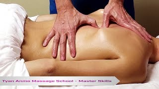 Download Video Oblongo Transversa Massage Technique. Tyan Anmo Massage School MP3 3GP MP4