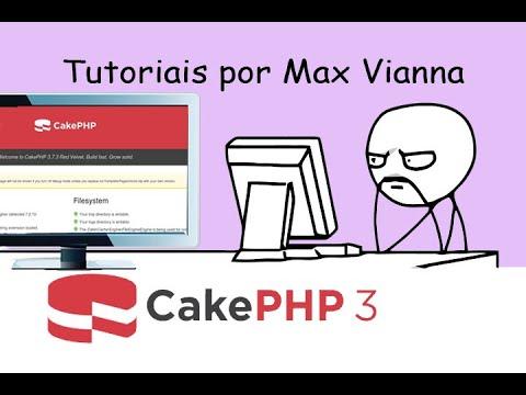 Parte 1 - CakePHP 3 - (CRUD e Hash) - Criando um Sistema de Login