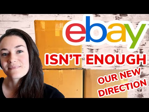 Ebay Isn't Enough - Our New Direction As Australian Online Resellers