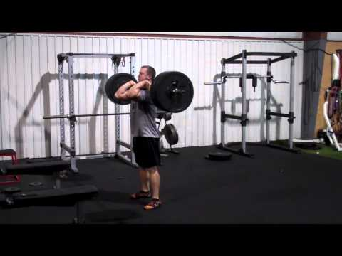 Clean from blocks at Ranfone Training Systems, Hamden CT from YouTube · Duration:  17 seconds