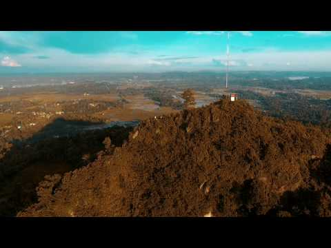 Bukit Biru Tenggarong (Drone Aerial)
