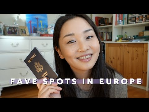 Best Places to Visit in Europe ✈️🌍 | Vlogmas Day 15