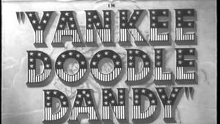 Opening to Yankee Doodle Dandy 1981 VHS [Magnetic Video]
