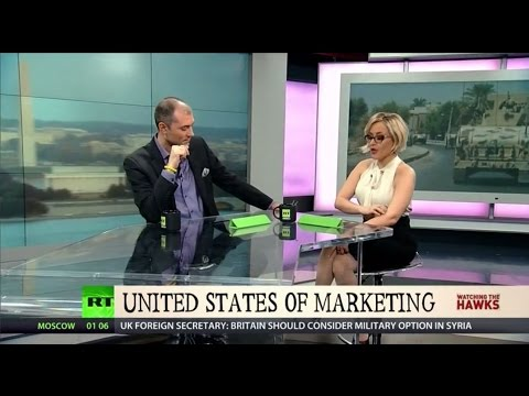 [340] The United States of Marketing & FAKEBOOK'S News Feed