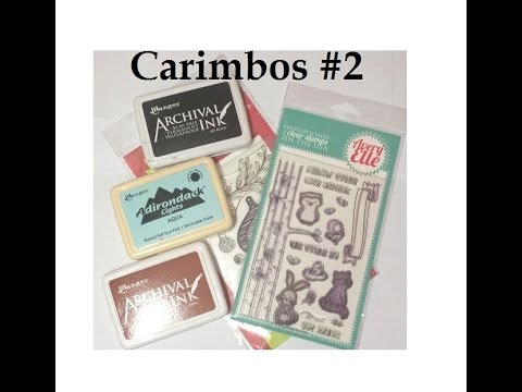 Carimbos #2 (Stamps #2) - VIDEO