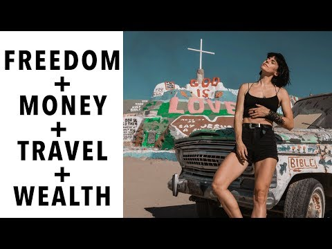 Ultimate FREEDOM: 8 Lessons from a Digital Nomad on Money And Wealth