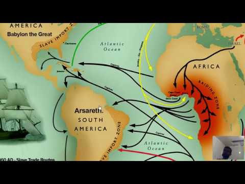 12 Tribes of ISRAEL  Negros, Latino, & Native Americans